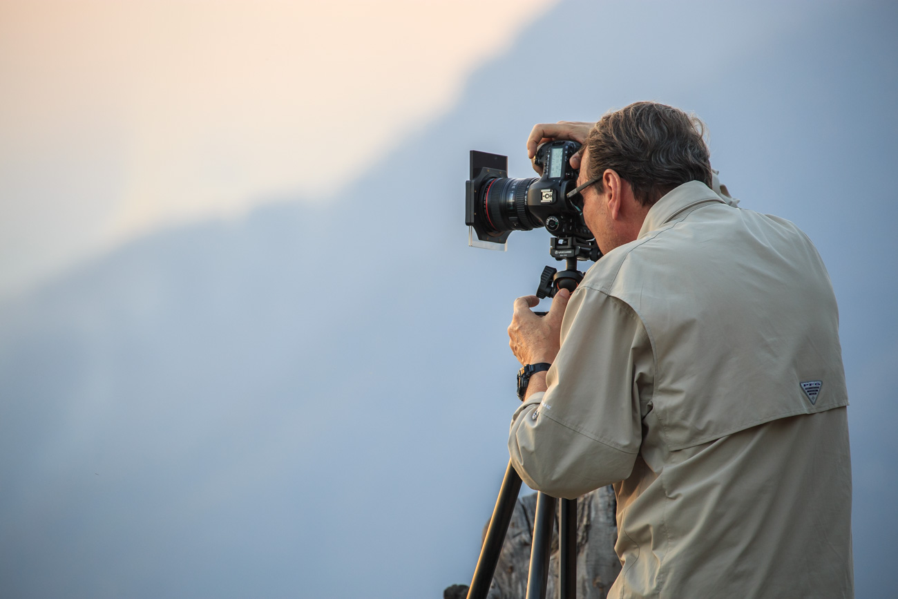 fotógrafo de natureza paisagens fotografia de viagens
