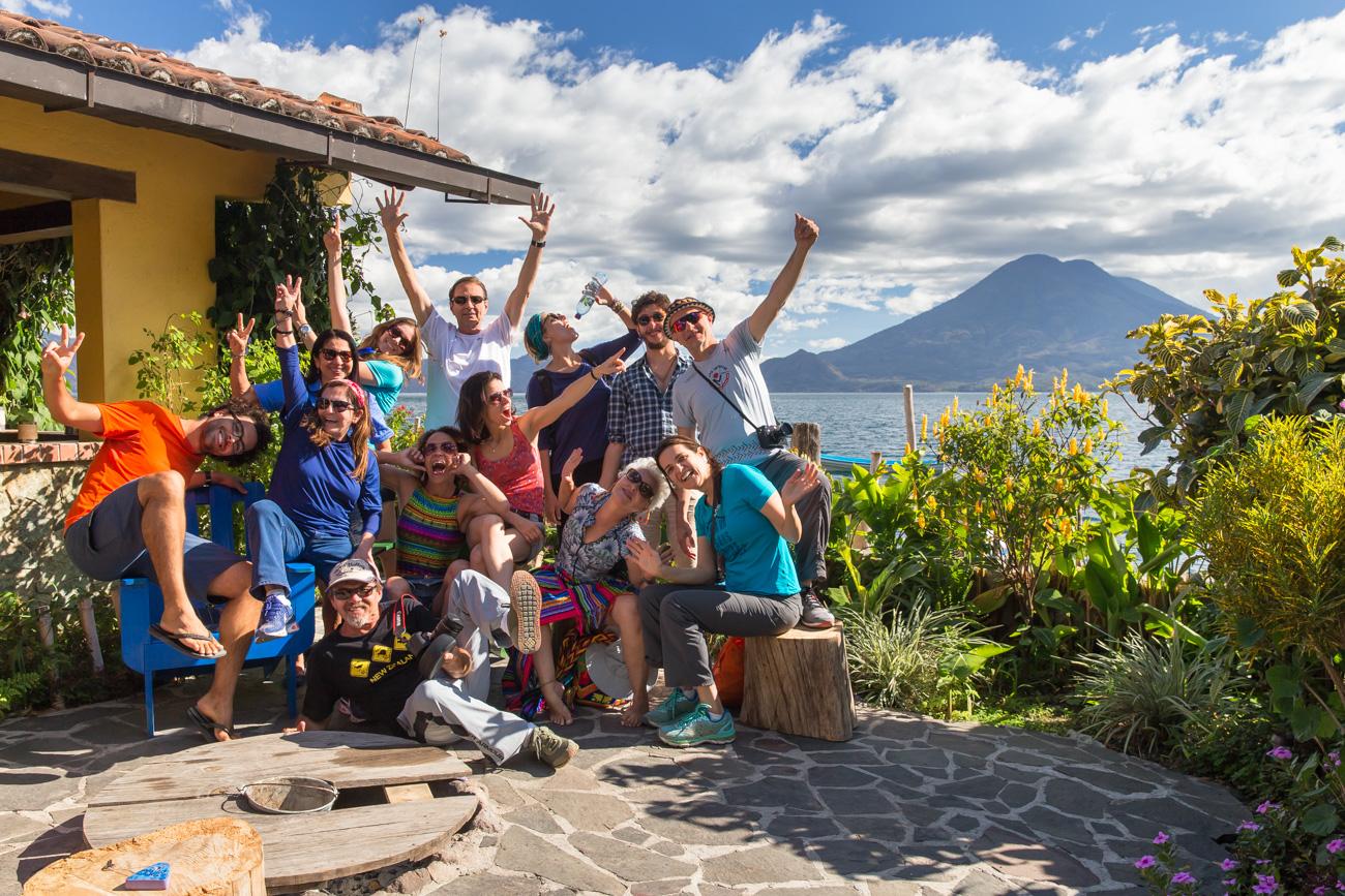 guatemala viagem turismo fotografia vulcao atitlán