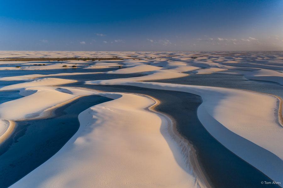dunas lençóis maranhenses foto aérea expedição fotográfica
