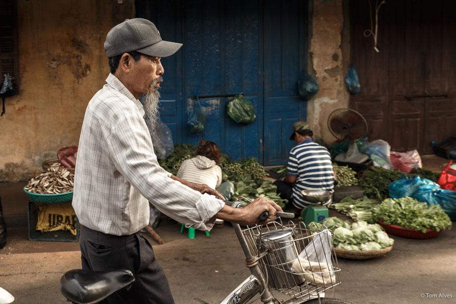 feira de rua vietnã