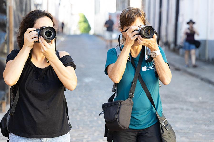 fotografia de rua bastidores