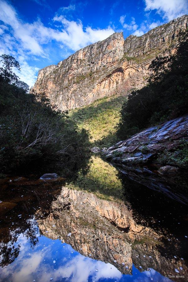 reflexos fotografia de natureza