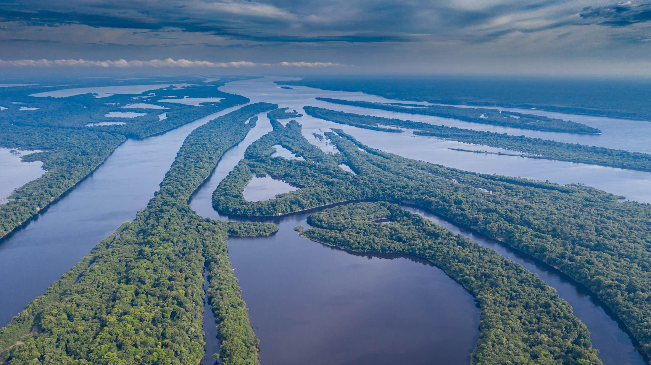 Amazônia - aérea