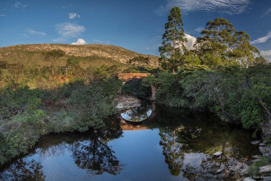 Ponte Córrego do Palácio