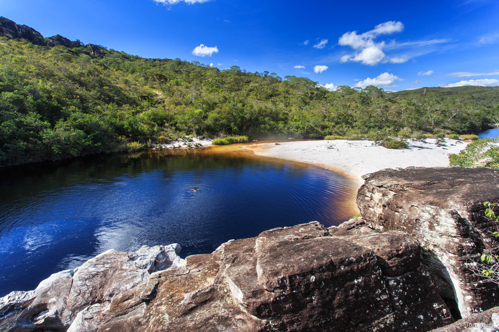 parque estadual do rio preto-mg