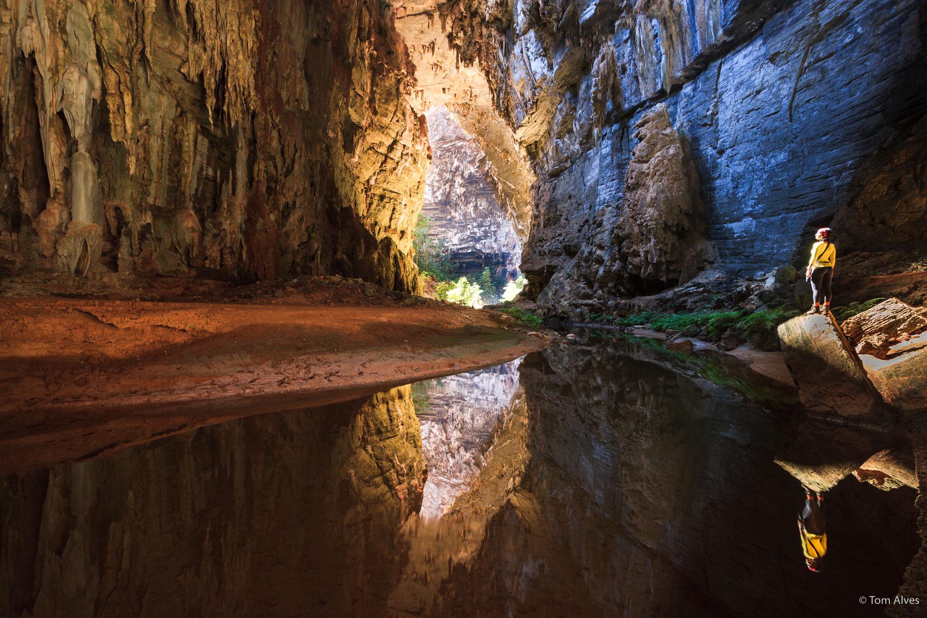 Caverna do janelão parque nacional do peruaçu
