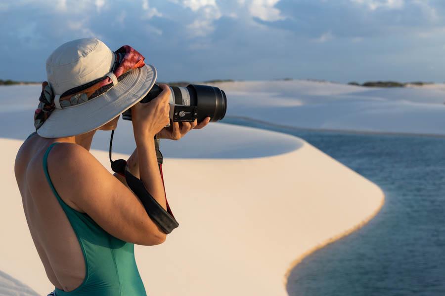 Expedição Fotográfica bastidores