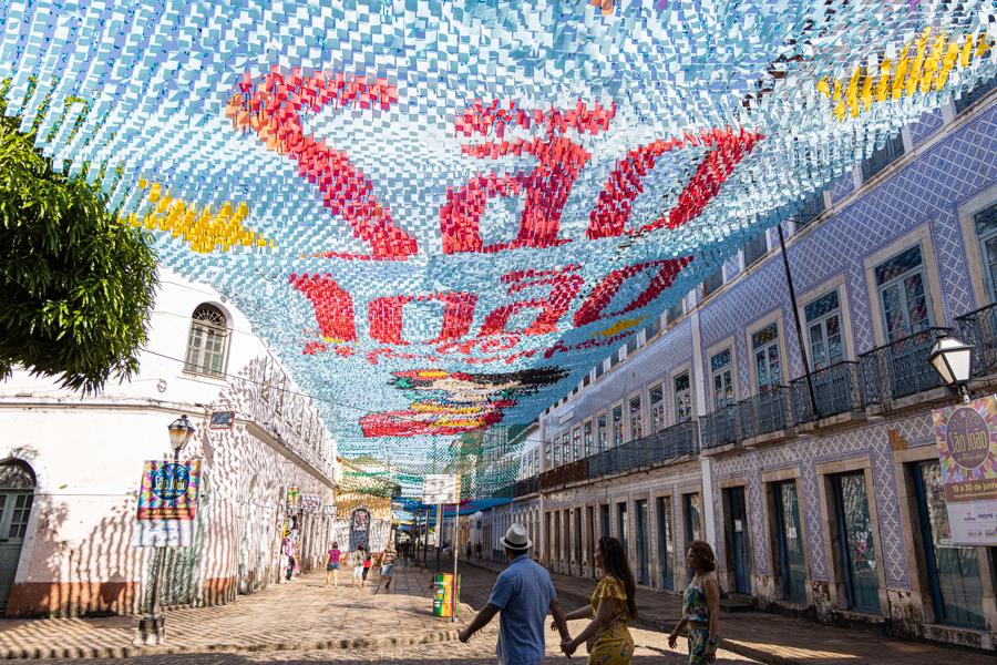 São João em São Luís do Maranhão
