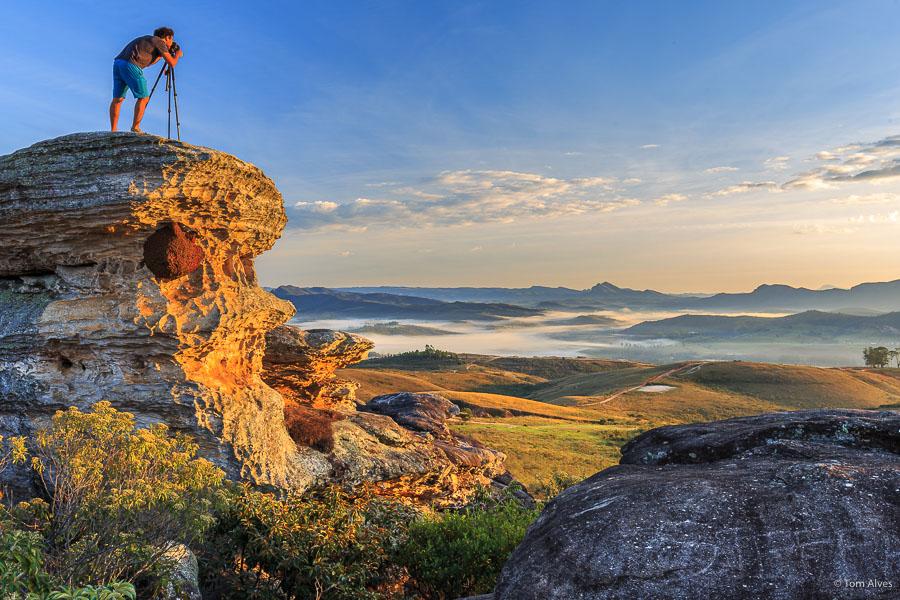 fotografia de paisagens