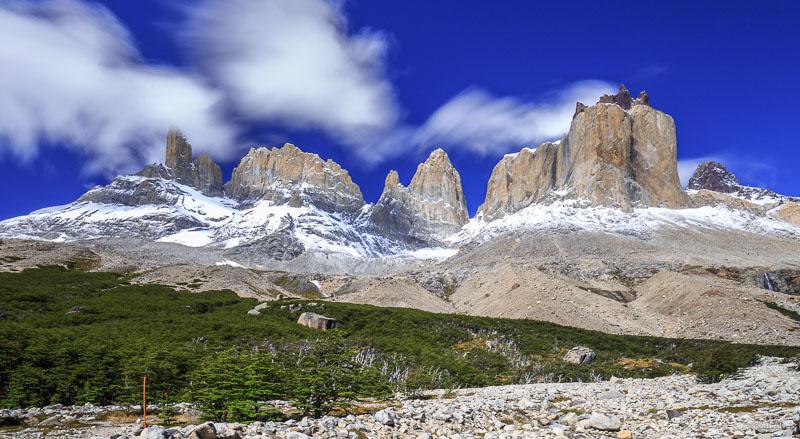 Vale do Francês - Torres del Paine